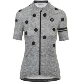 AGU Essential Dot maglietta a maniche corte Donna grigio